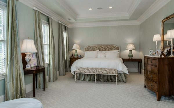 bedroom decorating ideas and designs Remodels Photos Holly Phillips @ The English Room Charlotte  North Carolina United States traditional-bedroom