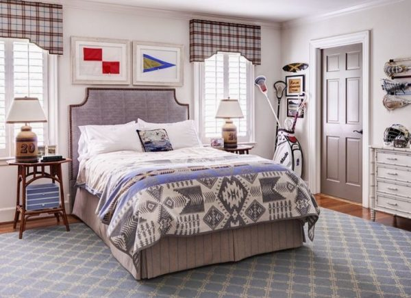 bedroom decorating ideas and designs Remodels Photos Holly Phillips @ The English Room Charlotte  North Carolina United States transitional-bedroom