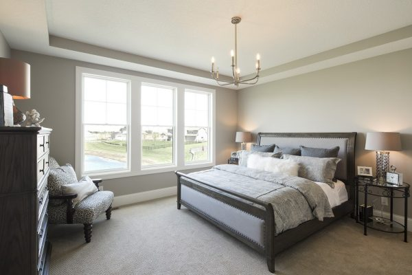 bedroom decorating ideas and designs Remodels Photos Homes by Tradition Lakeville Minnesota United States bedroom-001