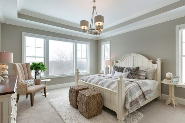bedroom decorating ideas and designs Remodels Photos Homes by Tradition Lakeville Minnesota United States bedroom