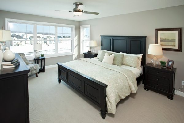 bedroom decorating ideas and designs Remodels Photos Homes by Tradition Lakeville Minnesota United States traditional-bedroom-003