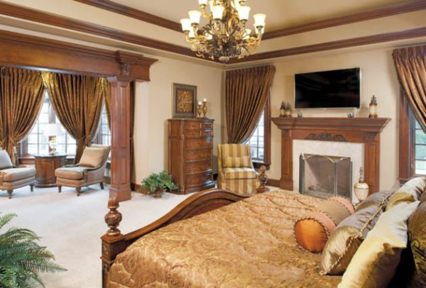 bedroom decorating ideas and designs Remodels Photos Housetrends Magazine Cincinnati Ohio United States traditional-bedroom-008