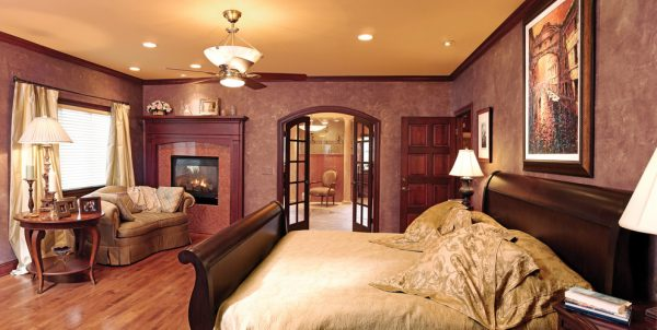 bedroom decorating ideas and designs Remodels Photos Housetrends Magazine Cincinnati Ohio United States traditional-bedroom-010