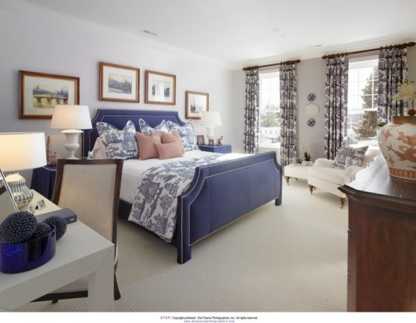 bedroom decorating ideas and designs Remodels Photos Housetrends Magazine Cincinnati Ohio United States transitional-bedroom-001