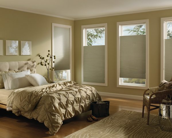 bedroom decorating ideas and designs Remodels Photos Hudson Street Design Healdsburg California United States contemporary-window-blinds