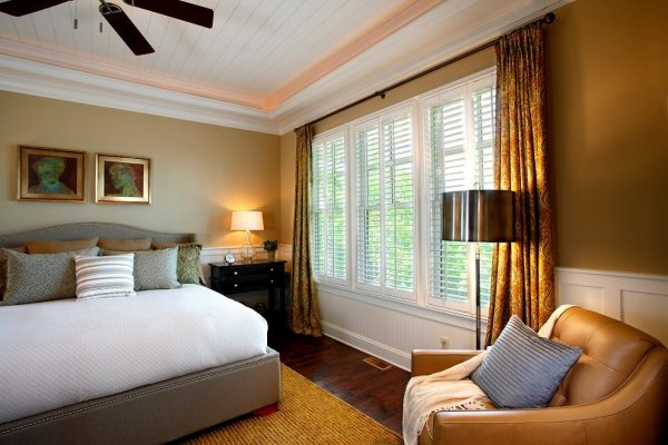 bedroom decorating ideas and designs Remodels Photos ID Studio Interiors Greenville South Carolina United States contemporary-bedroom