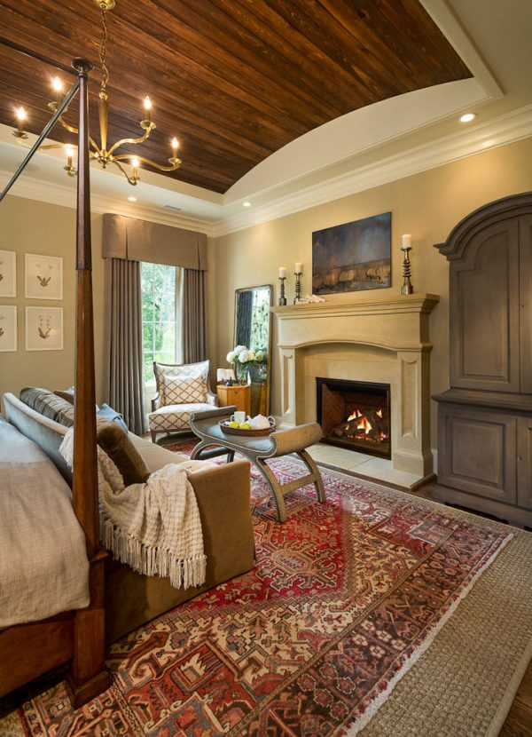 bedroom decorating ideas and designs Remodels Photos ID Studio Interiors Greenville South Carolina United States traditional-bedroom-002