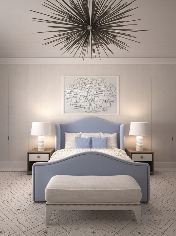 bedroom decorating ideas and designs Remodels Photos INS CONTRACTORS Brooklyn New York City borough United States transitional-bedroom-002