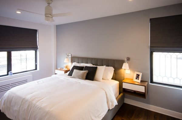 bedroom decorating ideas and designs Remodels Photos INS CONTRACTORS Brooklyn New York City borough United States transitional-bedroom-010
