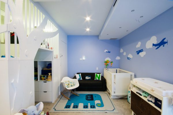 bedroom decorating ideas and designs Remodels Photos INS CONTRACTORS Brooklyn New York City borough United States transitional-kids-001