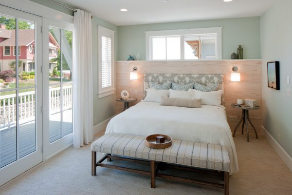 bedroom decorating ideas and designs Remodels Photos Insignia Homes Grand Rapids Michigan United States beach-style-bedroom-006