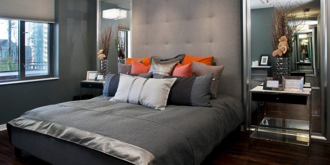bedroom decorating ideas and designs Remodels Photos Inspired Interiors Chicago Illinois United States contemporary-bedroom-001