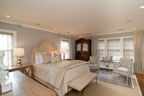 bedroom decorating ideas and designs Remodels Photos Interior Archaeology Agoura Hills California United States traditional-bedroom-001