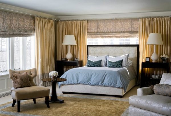 bedroom decorating ideas and designs Remodels Photos Interior Archaeology Agoura Hills California United States traditional-bedroom
