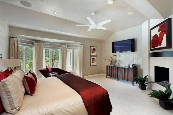 bedroom decorating ideas and designs Remodels Photos Interior Enhancement Group, Inc. Inverness Illinois United States contemporary-bedroom-001