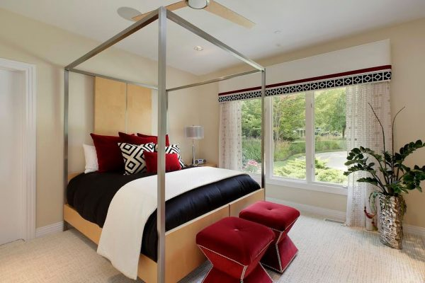 bedroom decorating ideas and designs Remodels Photos Interior Enhancement Group, Inc. Inverness Illinois United States contemporary-bedroom