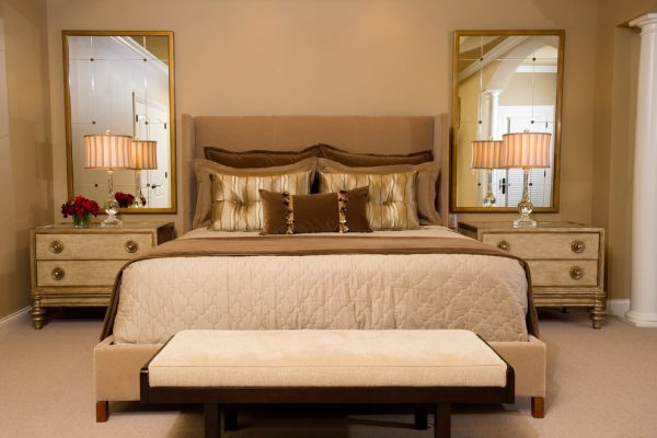 bedroom decorating ideas and designs Remodels Photos Interior Enhancement Group, Inc. Inverness Illinois United States traditional-bedroom-001