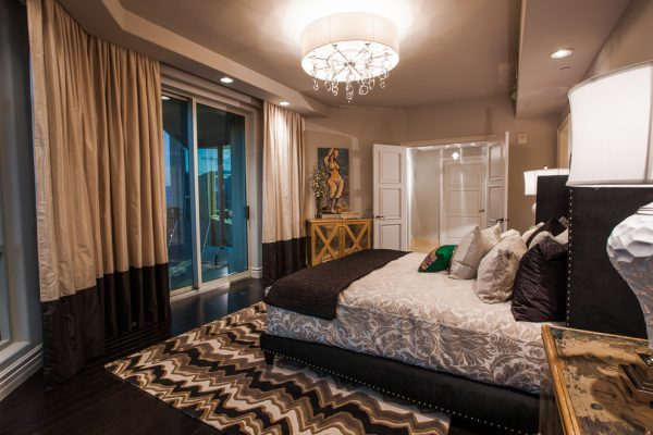 bedroom decorating ideas and designs Remodels Photos Interiors by Cary Vogel Las Vegas Nevada United States traditional-bedroom