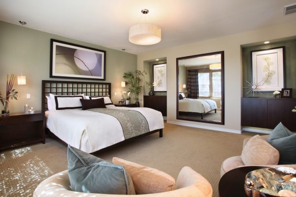 bedroom decorating ideas and designs Remodels Photos International Custom Designs Irvine California United States asian-bedroom-002