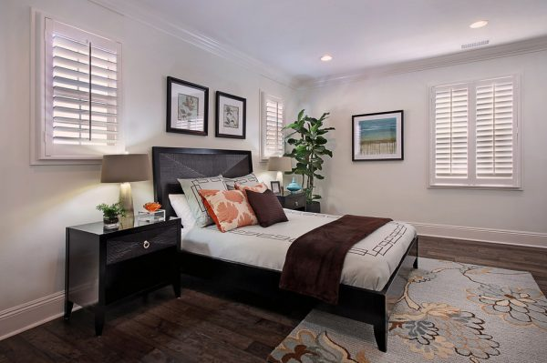 bedroom decorating ideas and designs Remodels Photos International Custom Designs Irvine California United States contemporary-bedroom-001