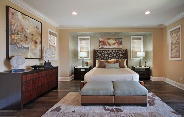 bedroom decorating ideas and designs Remodels Photos International Custom Designs Irvine California United States contemporary-bedroom-003