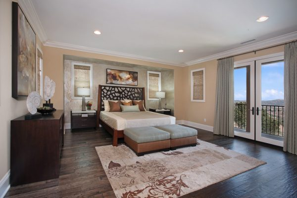 bedroom decorating ideas and designs Remodels Photos International Custom Designs Irvine California United States contemporary-bedroom