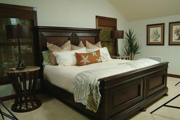 bedroom decorating ideas and designs Remodels Photos Island Paint and Decorating  Merritt Island Florida United States beach-style-bedroom-001