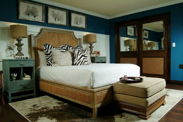 bedroom decorating ideas and designs Remodels Photos Island Paint and Decorating  Merritt Island Florida United States beach-style-bedroom-002