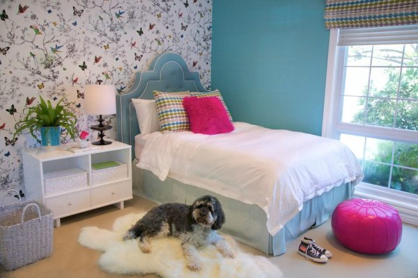 bedroom decorating ideas and designs Remodels Photos JAC Interiors California United States traditional-kids