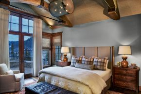 Bedroom Decorating and Designs by JJ Interiors - Evergreen, Colorado, United States