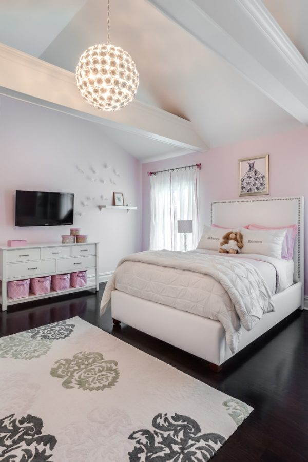 bedroom decorating ideas and designs Remodels Photos Jennifer Pacca Interiors Hillsdale New Jersey United States transitional-bedroom-004