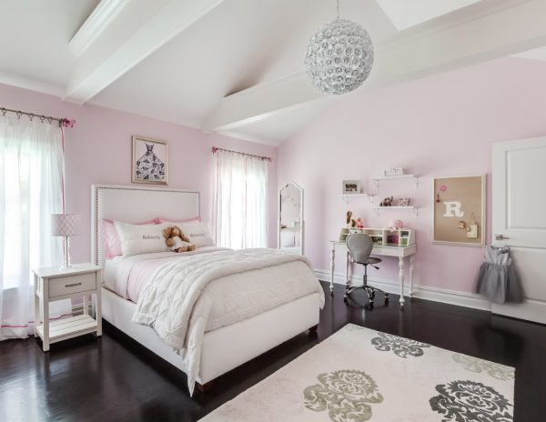 bedroom decorating ideas and designs Remodels Photos Jennifer Pacca Interiors Hillsdale New Jersey United States transitional-kids