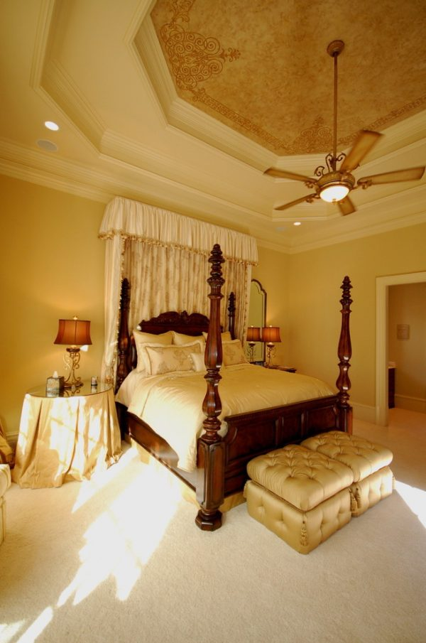 bedroom decorating ideas and designs Remodels Photos Jennifer Reynolds Oakwood Georgia united states traditional