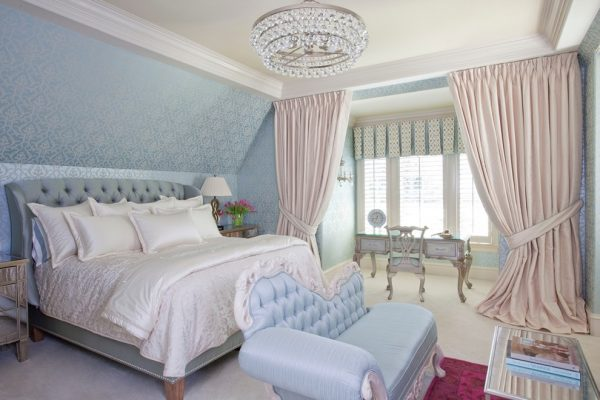 bedroom decorating ideas and designs Remodels Photos Jennifer Reynolds Oakwood Georgia united states traditional-bedroom