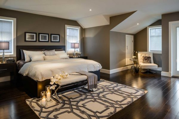 bedroom decorating ideas and designs Remodels Photos Jenny Martin Design Victoria British Columbia, Canada contemporary