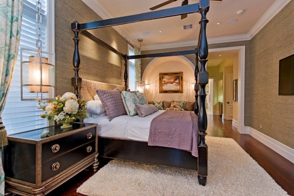 bedroom decorating ideas and designs Remodels Photos Jere Bradwell New Hope Pennsylvania united states traditional-bedroom