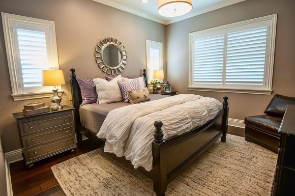 bedroom decorating ideas and designs Remodels Photos Jill Wolff Interior Design Calabasas California united states traditional-bedroom-003