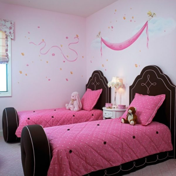 bedroom decorating ideas and designs Remodels Photos Joani Stewart-Georgi - Montana Ave. Interiors contemporary-kids