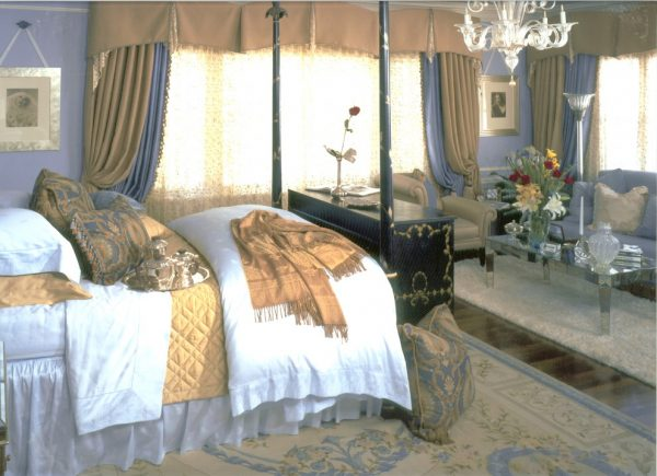 bedroom decorating ideas and designs Remodels Photos Joani Stewart-Georgi - Montana Ave. Interiors traditional-bedroom-001