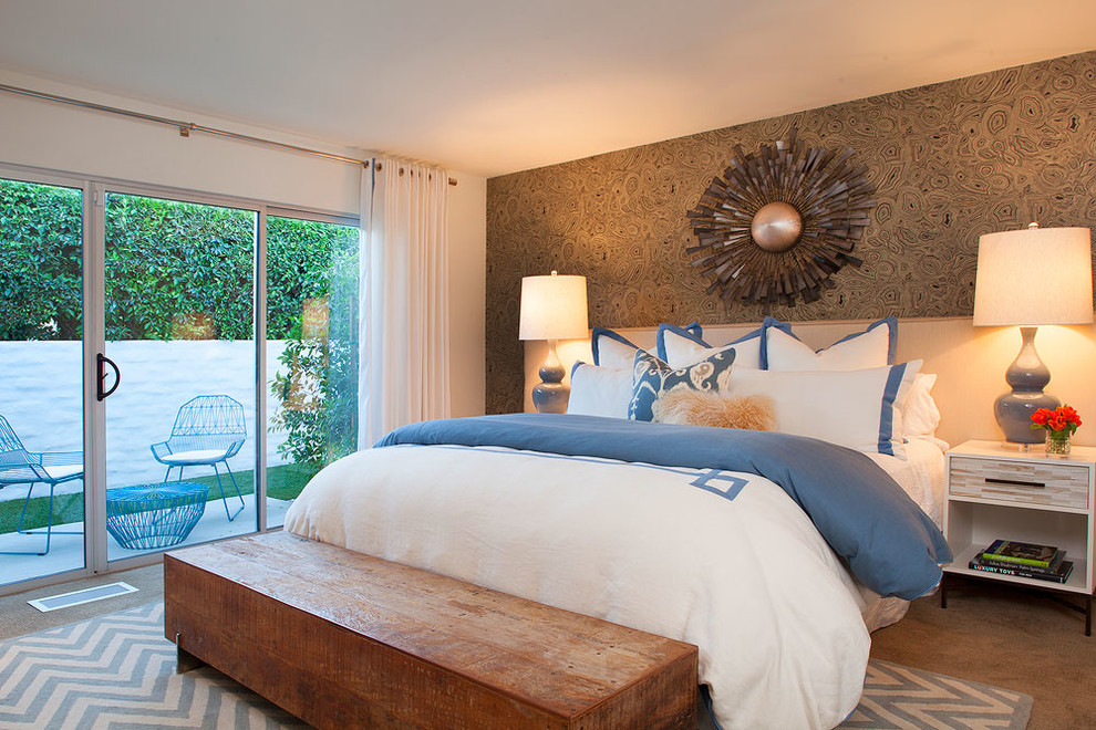 Bedroom Decorating And Designs By Joel Dessaules Design Palm Springs California United States,Pes Free Baby Embroidery Designs To Download
