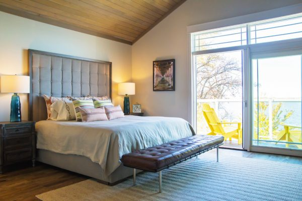 bedroom decorating ideas and designs Remodels Photos Johnathan Blake Interiors  Okoboji Iowa United States transitional-bedroom-005