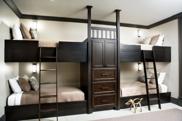 bedroom decorating ideas and designs Remodels Photos Johnston Design Group Greenville South Carolina United States contemporary-kids