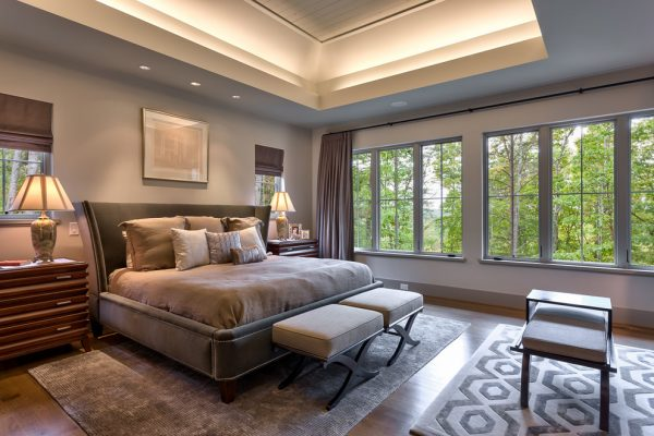 bedroom decorating ideas and designs Remodels Photos Johnston Design Group Greenville South Carolina United States rustic-bedroom