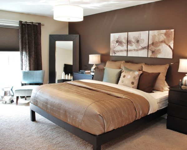 bedroom decorating ideas and designs Remodels Photos Judith Balis Interiors Boise Idaho United States contemporary-bedroom-001