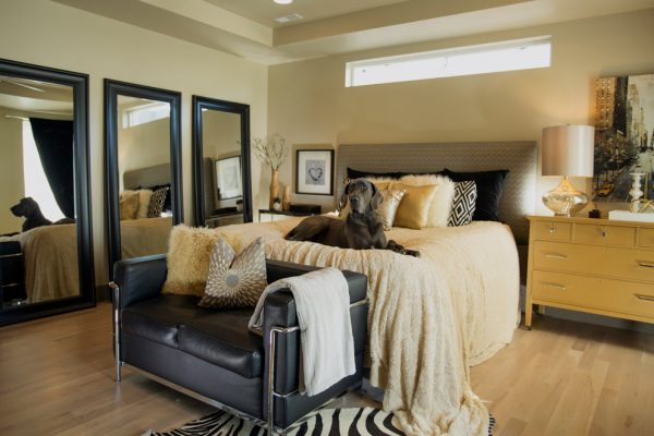 bedroom decorating ideas and designs Remodels Photos Judith Balis Interiors Boise Idaho United States transitional-bedroom