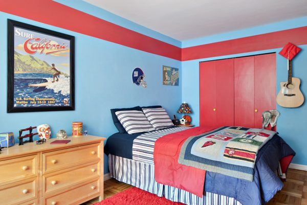 bedroom decorating ideas and designs Remodels Photos Julie Schuster Design Studio New York United States eclectic-kids