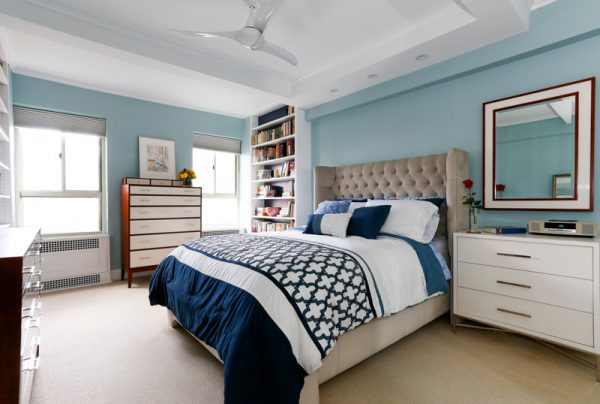 bedroom decorating ideas and designs Remodels Photos Julie Schuster Design Studio New York United States modern-bedroom