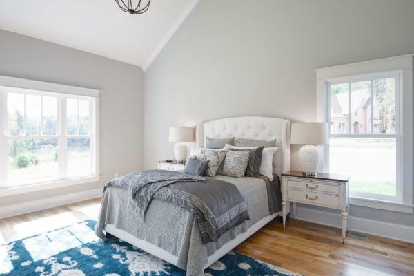 bedroom decorating ideas and designs Remodels Photos June DeLugas Interiors Clemmons North Carolina craftsman-bedroom