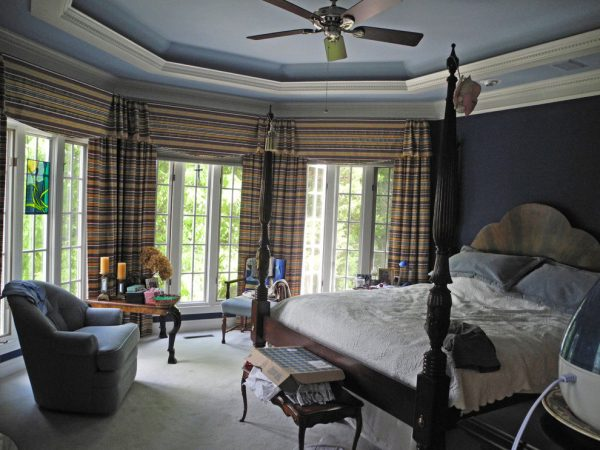 bedroom decorating ideas and designs Remodels Photos June DeLugas Interiors Clemmons North Carolina traditional