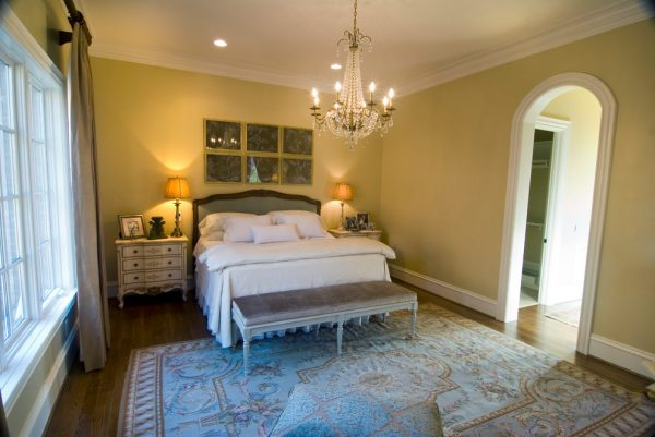 bedroom decorating ideas and designs Remodels Photos June DeLugas Interiors Clemmons North Carolina traditional-bedroom-001